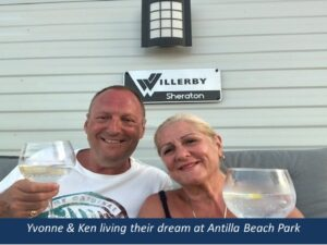 Yvonne and Ken